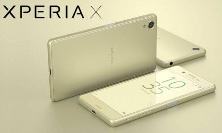 Sony New Xperia X
