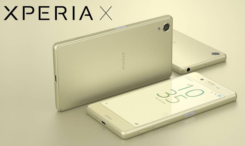 Sony New Xperia X