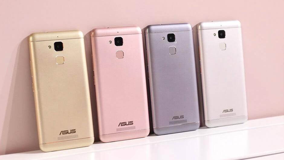Zenfone 3 Max Rose Pink