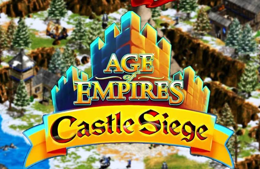 Age of Empire Castle Siege Android