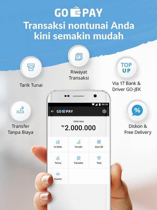 Makin Manjakan Pengguna Go Pay Bisa Transfer Saldo Dan Tarik Tunai Unbox Id