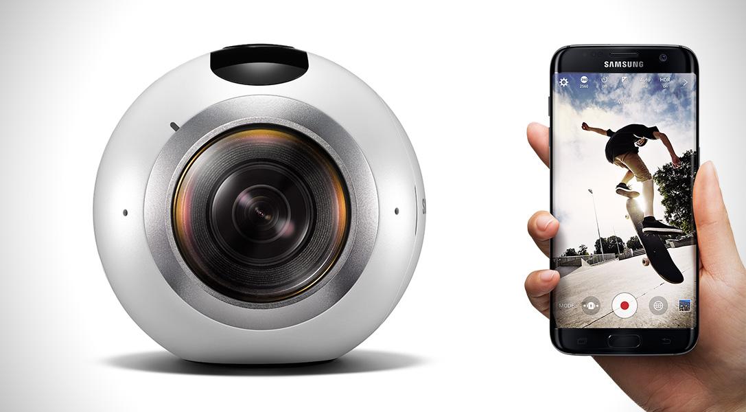 Aplikasi Samsung Gear 360