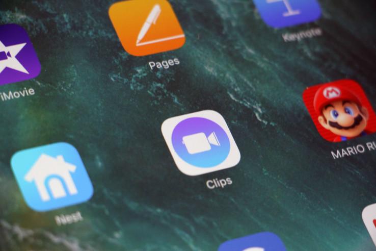 Aplikasi Clips