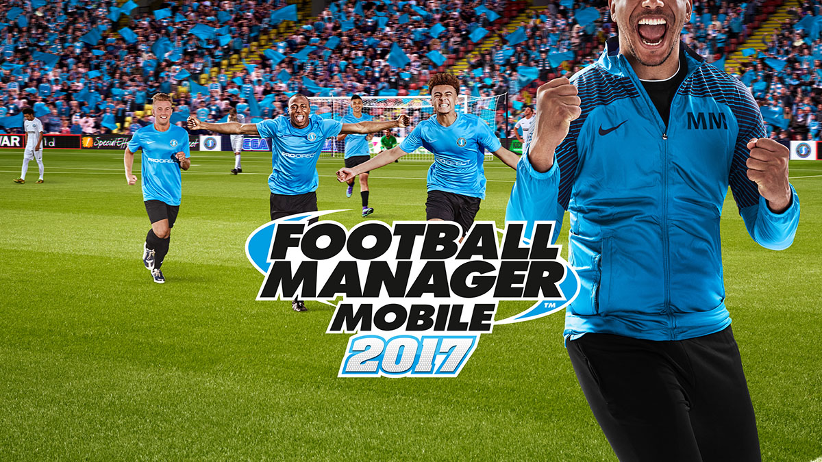 Football Manager Mobile 2017 Diskon
