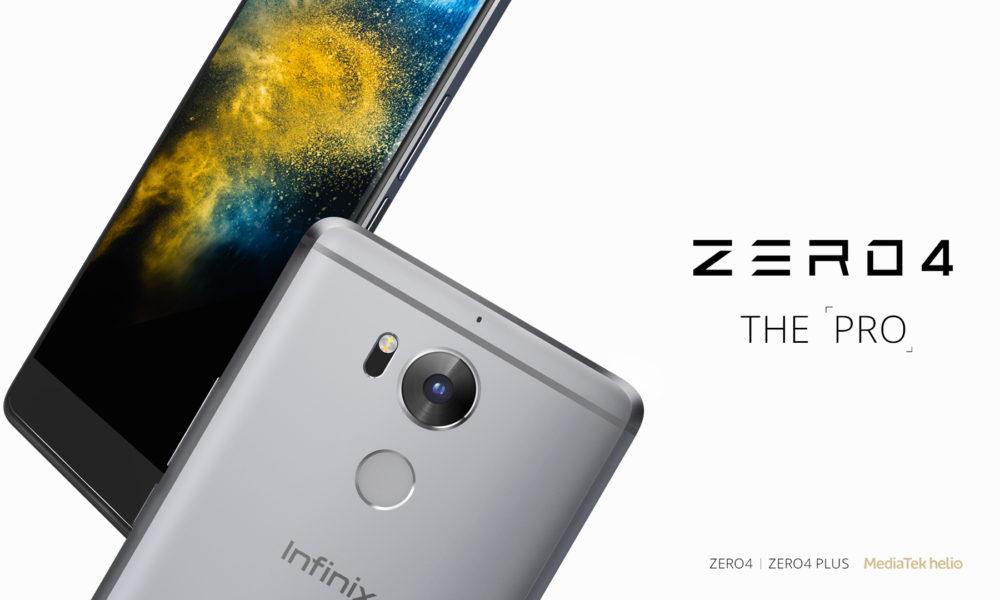 Akhirnya Infinix Zero 4 Cicipi Manisnya Android Nougat ...