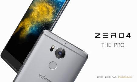 Android Nougat Infinix Zero 4