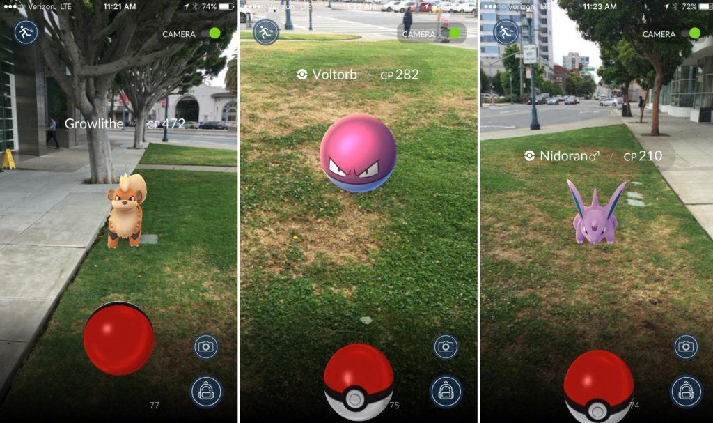 Pokemon Go Co op multiplayer