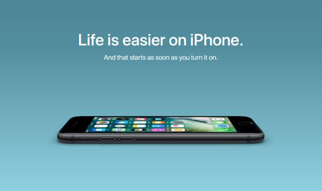 beralih ke iphone