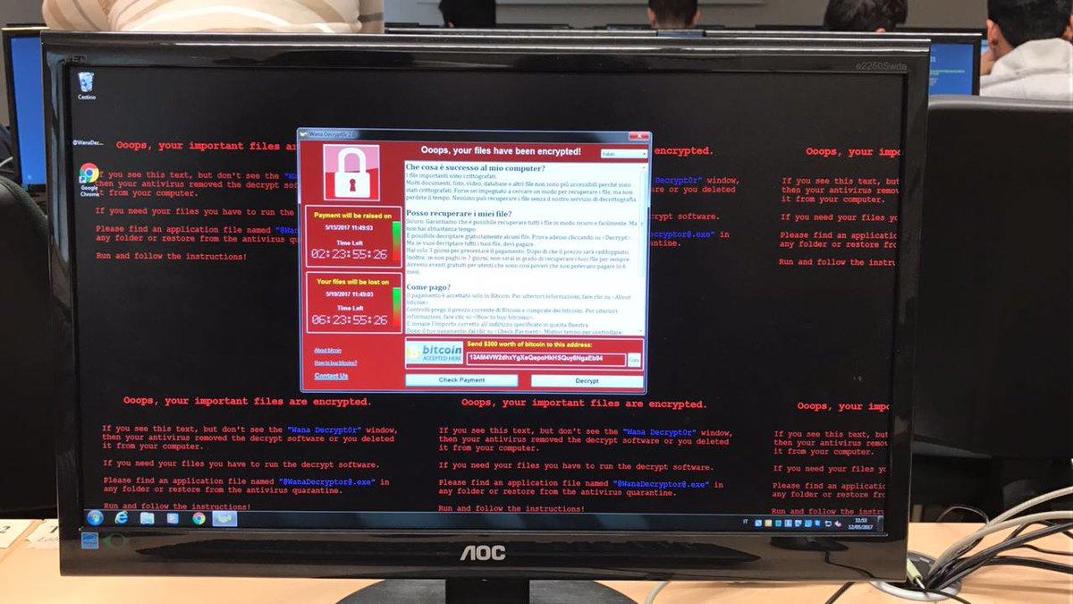 Cara Mencegah Ransomware WannaCry