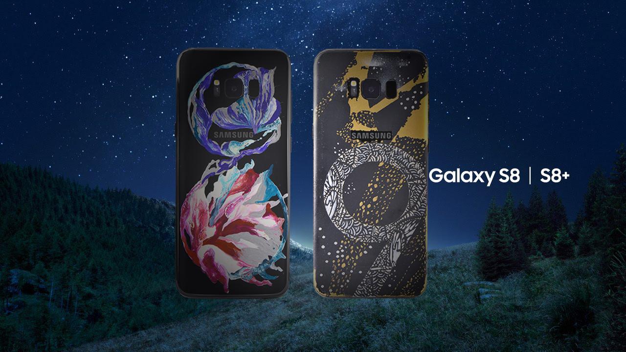 Lelang Galaxy S8+ Limited Edition