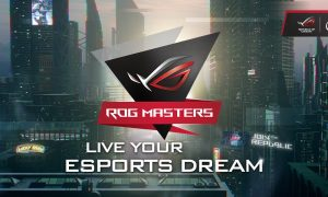 ASUS ROG Masters Indonesia