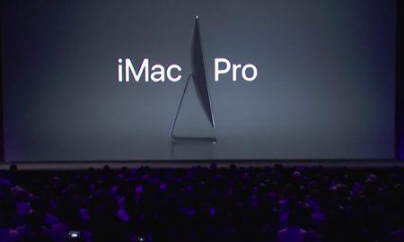 Pengumuman iMac Pro