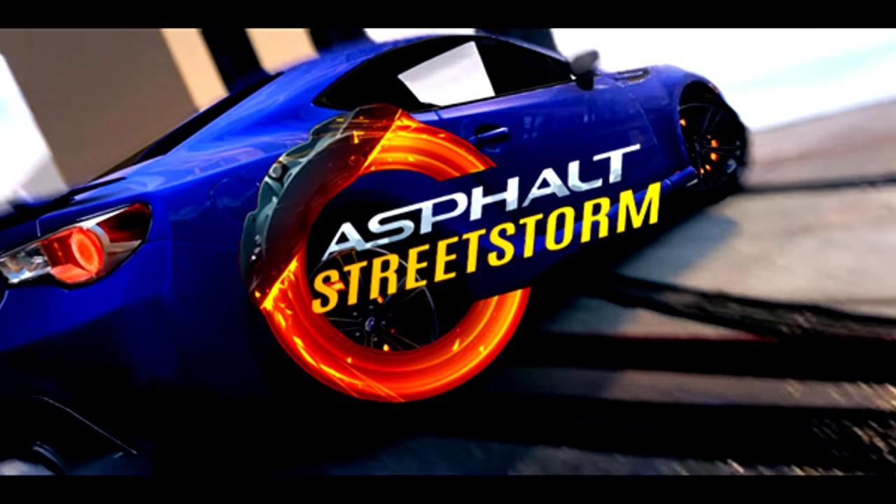 Aphalt Street Storm
