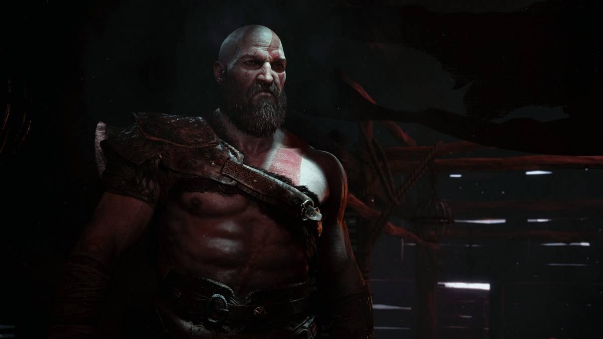 Trailer Gameplay God of War