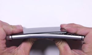 Durability test BlackBerry KEYone