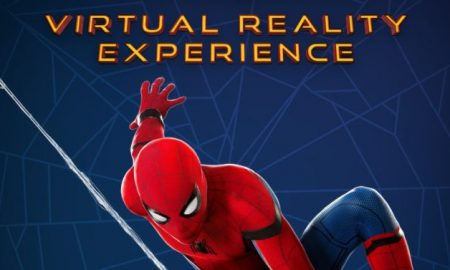 Spider-Man: Homecoming virtual reality experience