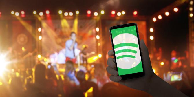 Beli Tiket Konser di Spotify