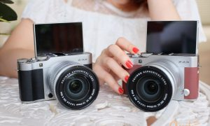 Mirrorless Fujifilm XA3