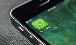 Mencari Emoji di WhatsApp