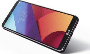 peluncuran LG Q6