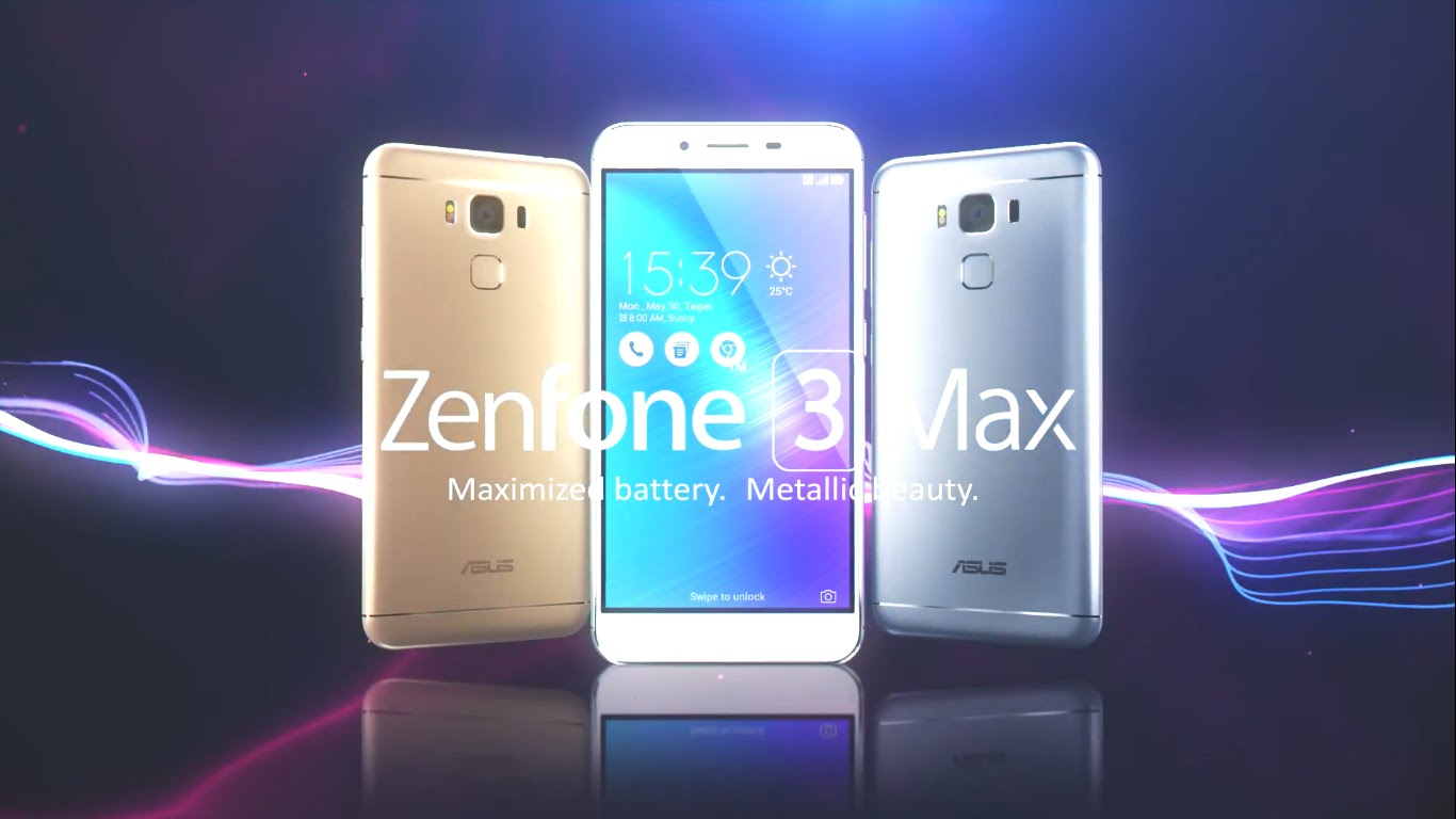 update Android Nougat Zenfone 3 Max