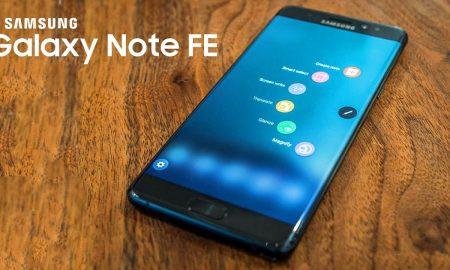Galaxy Note FE Mulai Dijual Secara Global