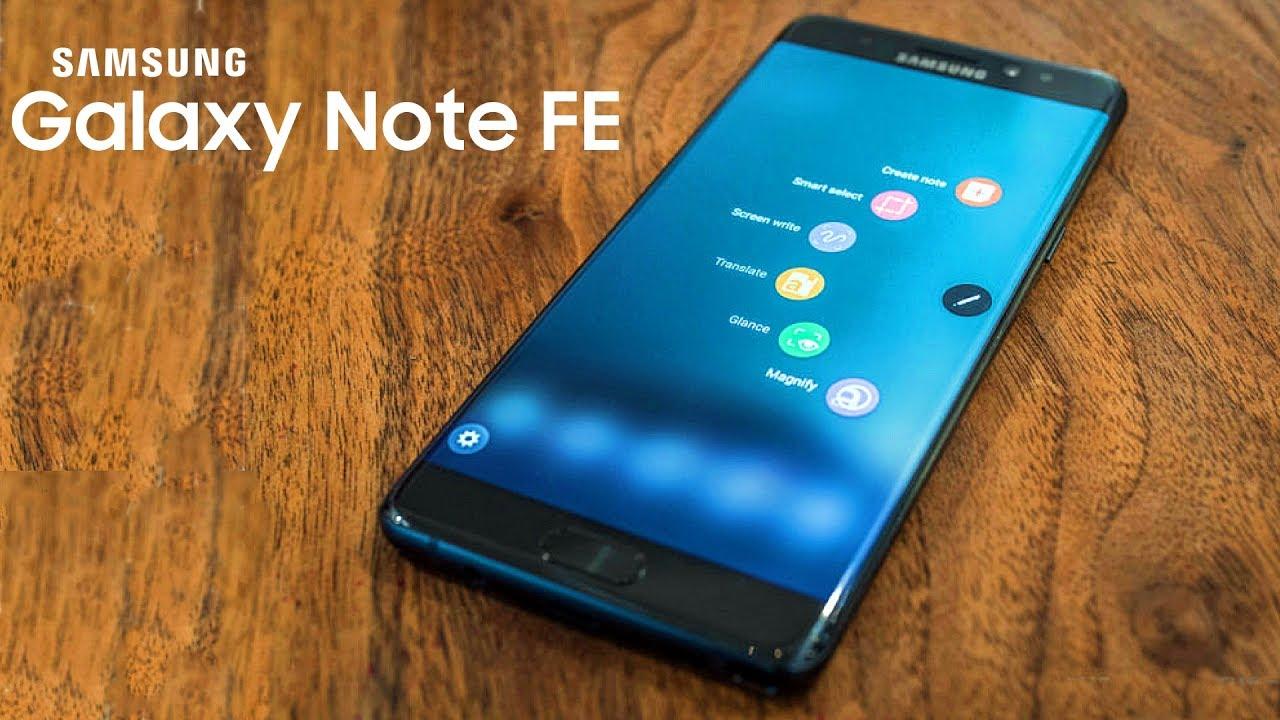 Galaxy Note Fe Mulai Dijual Secara Global Akhir Bulan Ini Unbox Id