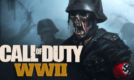 Call of Duty WW2 Zombie Mode
