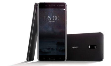 Nokia 6 versi global