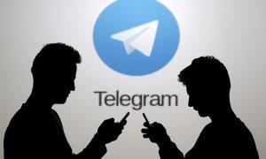 Telegram diblokir