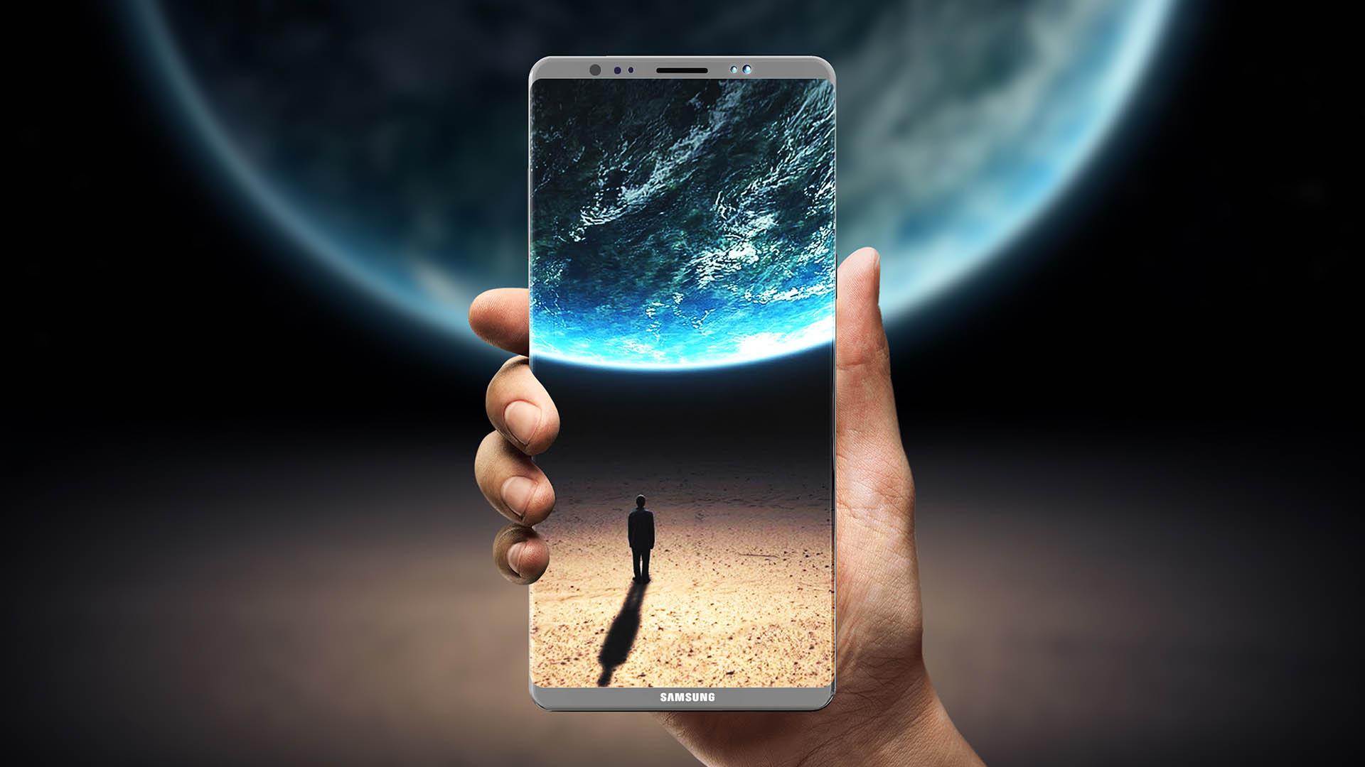Spesifikasi Galaxy Note 8