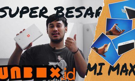 Unboxing Xiaomi Mi Max 2
