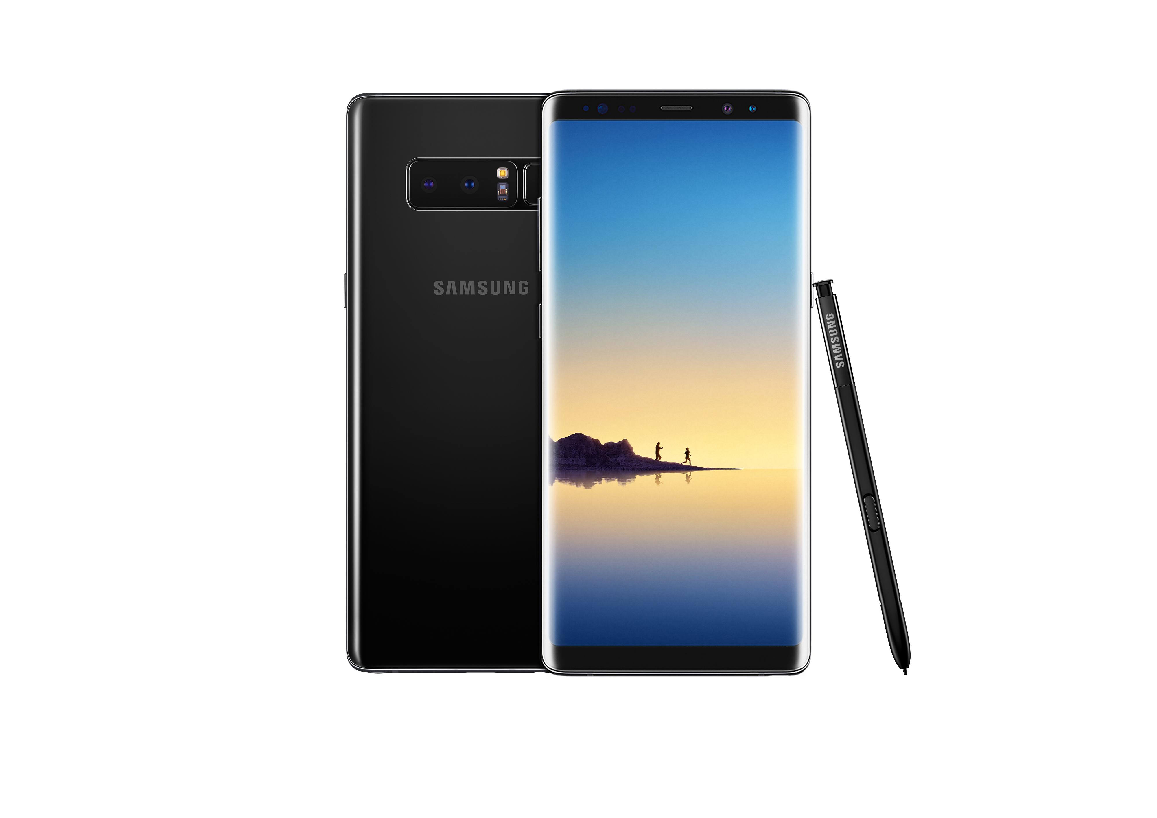 Fitur Unggulan Galaxy Note 8