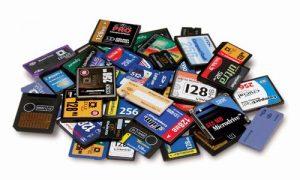 cara memperbaiki microSD rusak