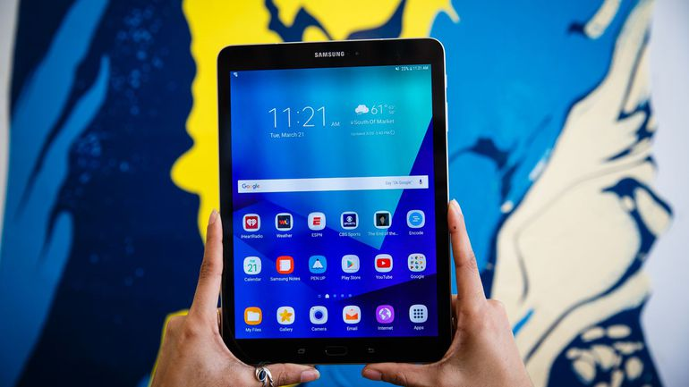 unboxing samsung galaxy tab s3