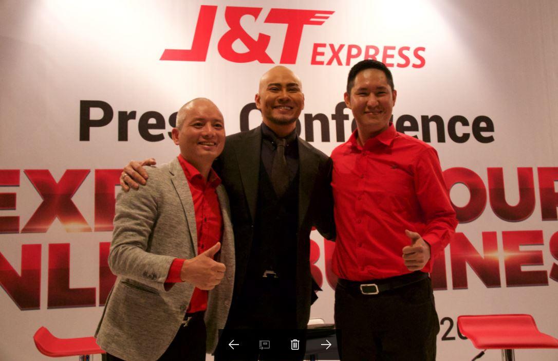 J&T Express Dukung Pesinis Online, Pastikan Keamanan barang Dengan Real Time Tracking - Unbox.id