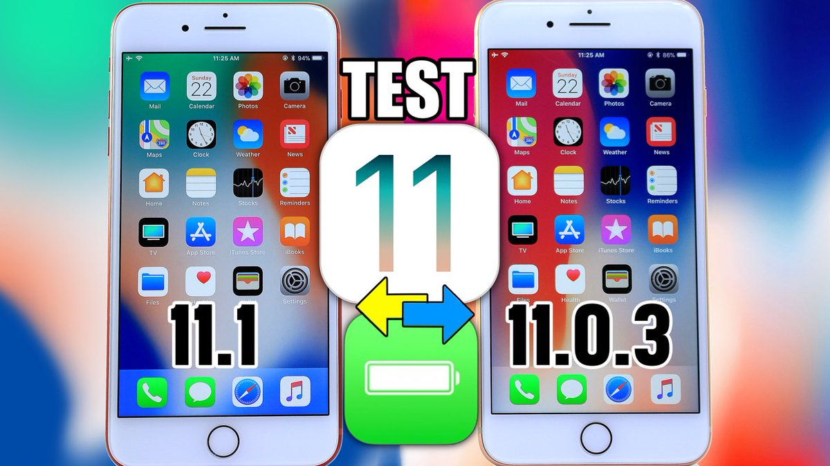 Uji Baterai Ios 111 Beta Iphone 7 Plus Paling Parah