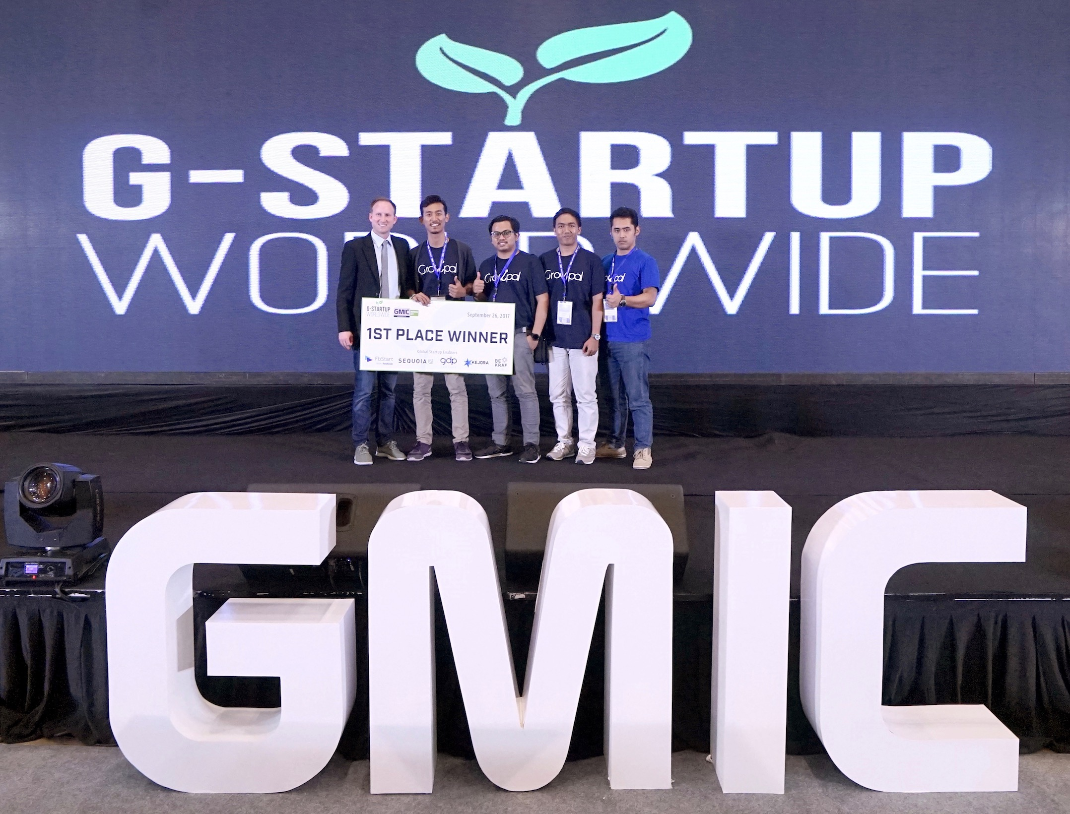 Growpal merupakan startup lokal yang menggarap investasi akuakultur untuk industri perikanan di Indonesia