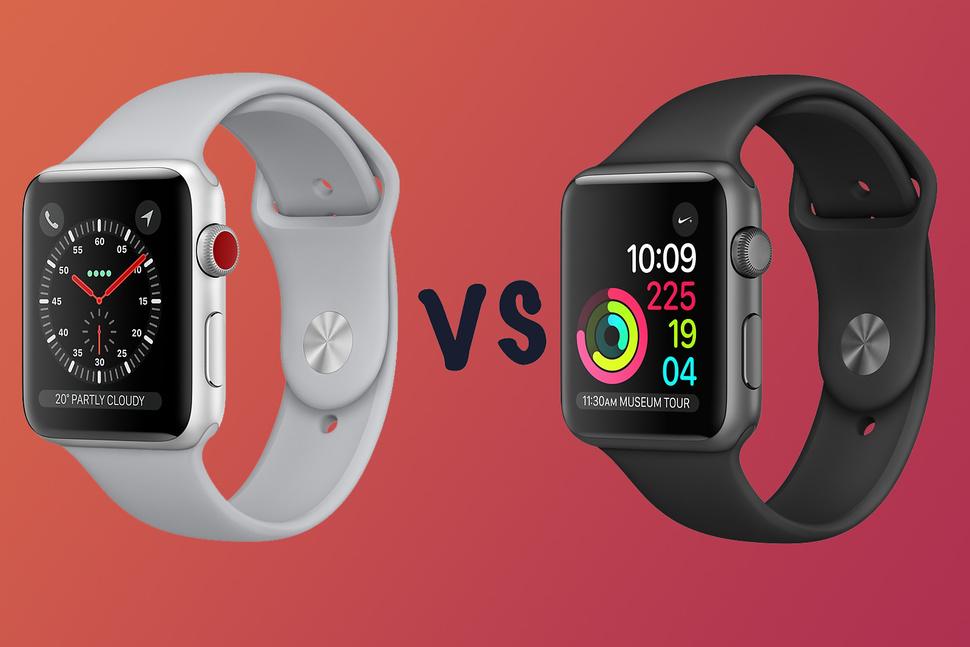 Perbedaan Apple Watch Series 3 Vs Series 2 Vs Series 1 Vs