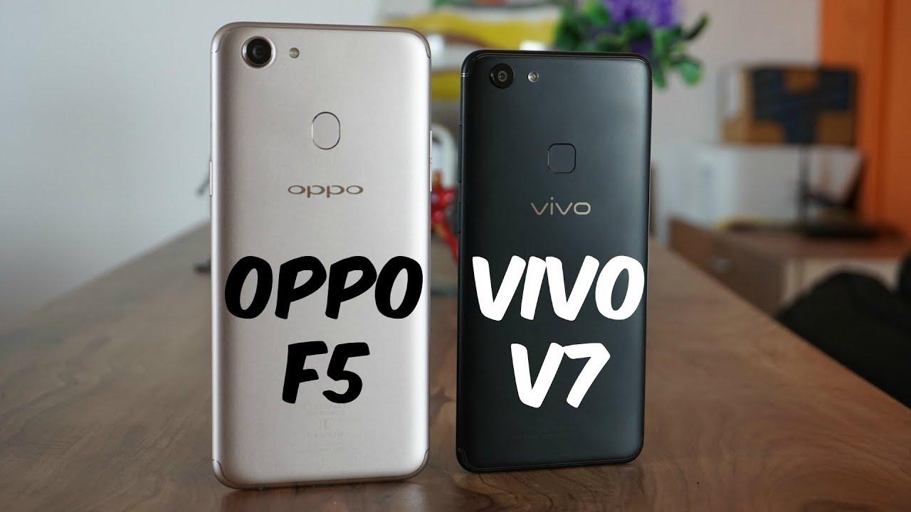 Pertarungan Sengit Oppo F5 Vs Vivo V7 Juaranya Unboxid