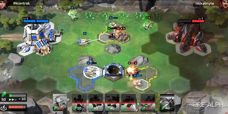 Tanggal Rilis Command & Conquer: Rivals Terungkap