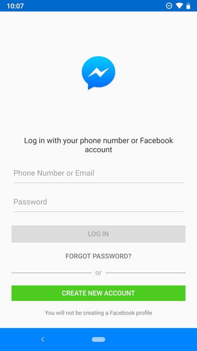 Cara Menggunakan Facebook Messenger Tanpa Akun Facebook Unbox Id