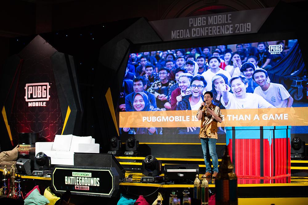 Oliver Ye selaku PUBG Mobile Marketing Director untuk Asia Tenggara