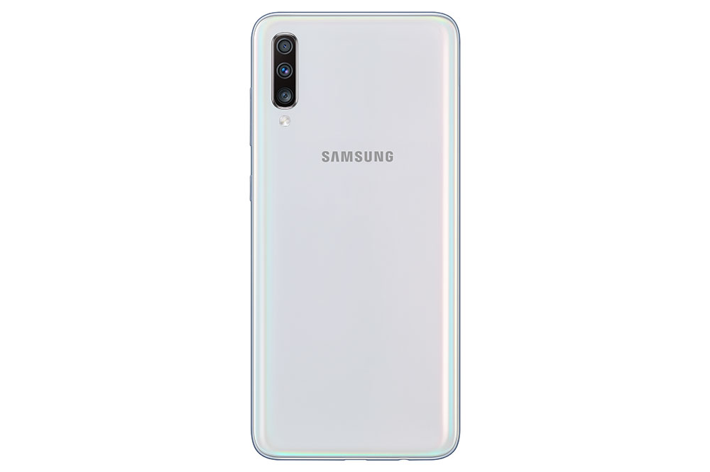 Samsung Galaxy A70 Putih