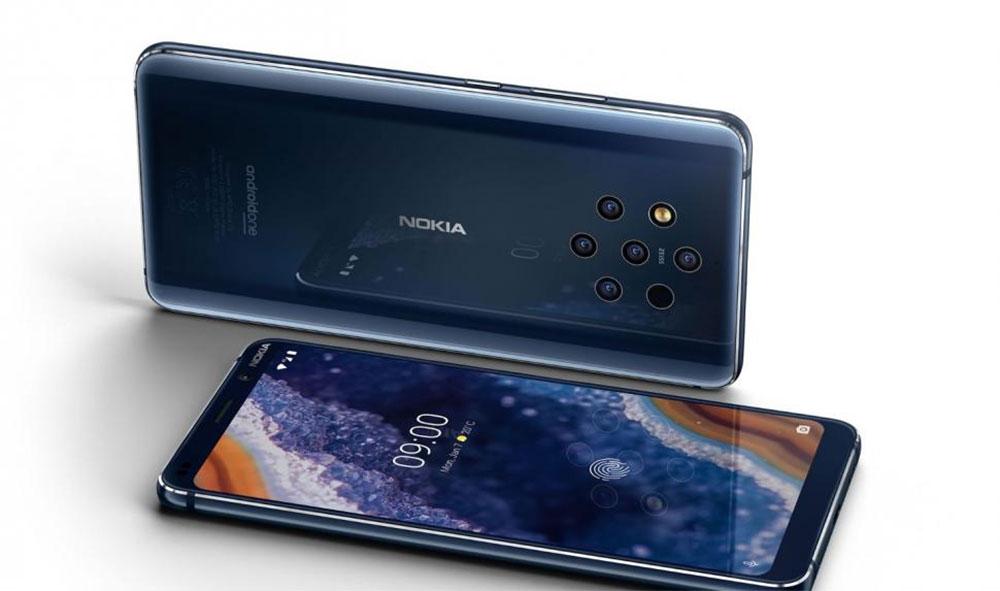 Nokia  5G yang siap diluncurkan