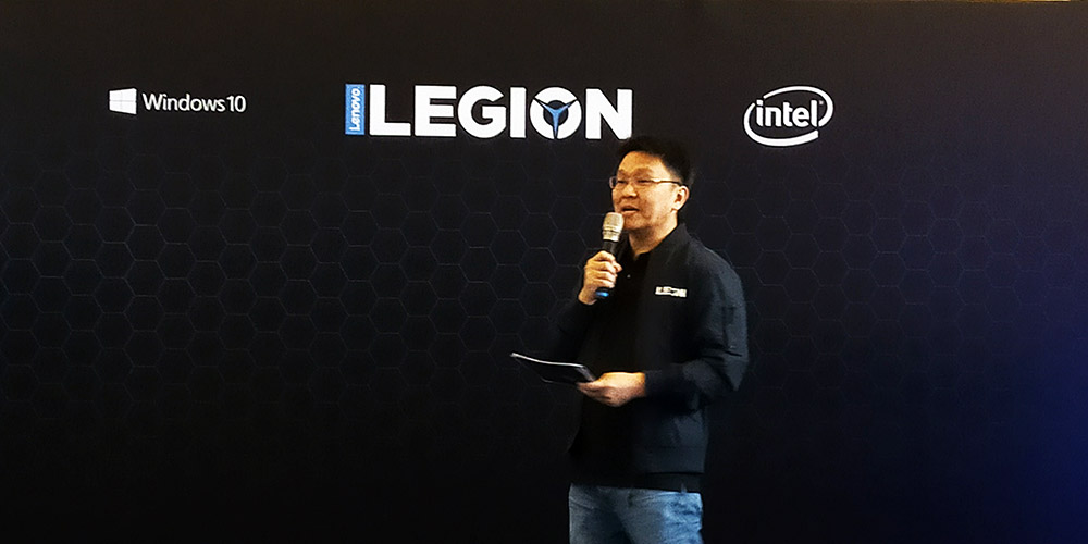 Budi Janto, Country General Manager, Lenovo Indonesia.