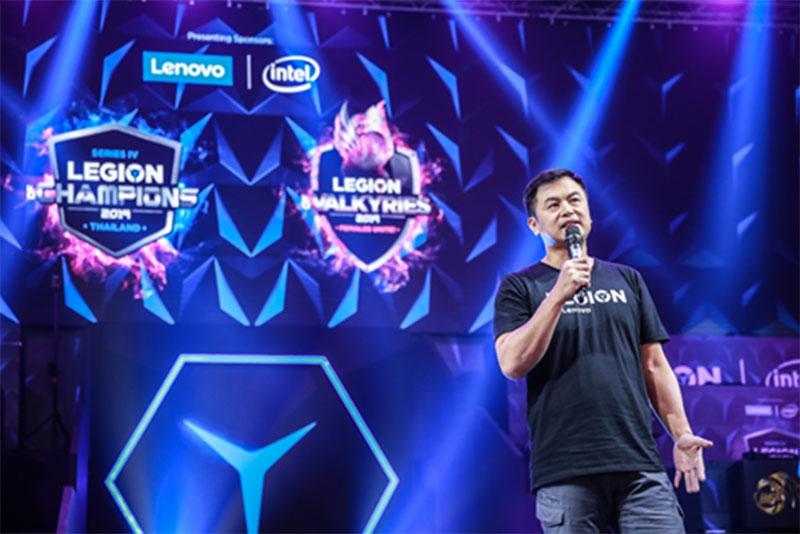 Ken Wong, President, PC dan Smart Devices, Lenovo Asia Pasifik