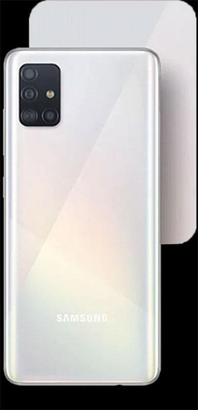 Samsung Galaxy A51 Varian 8GB/128GB, warna putih