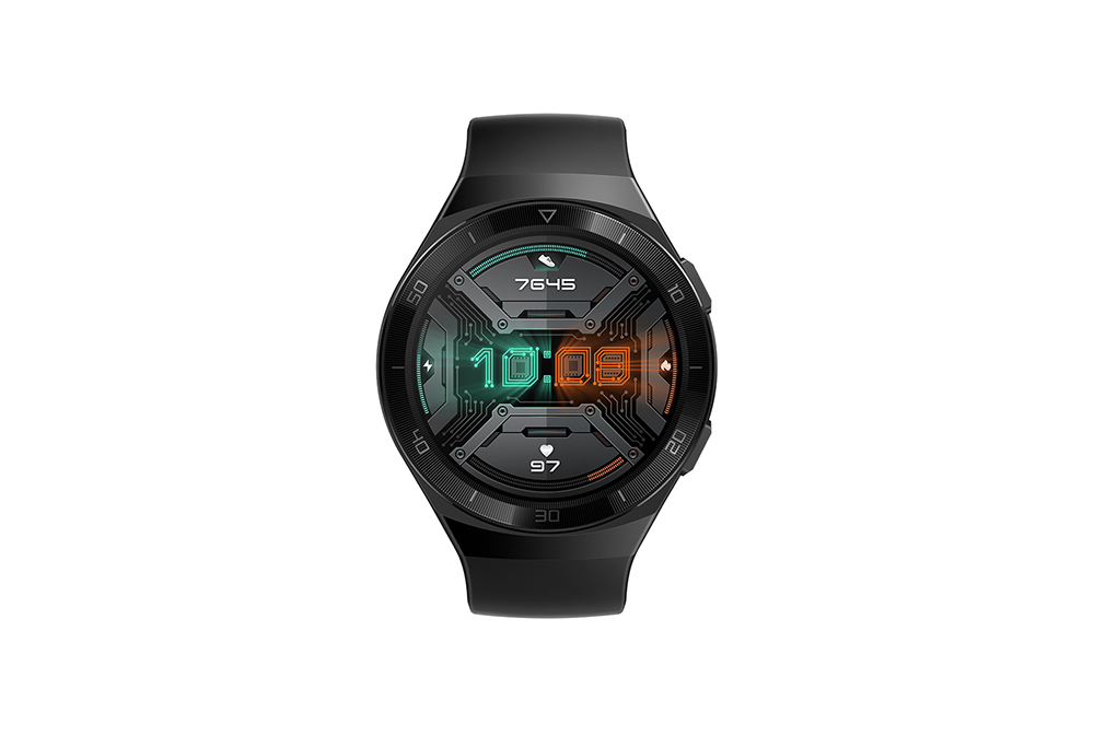 WATCH GT2e berwarna Graphite_Black