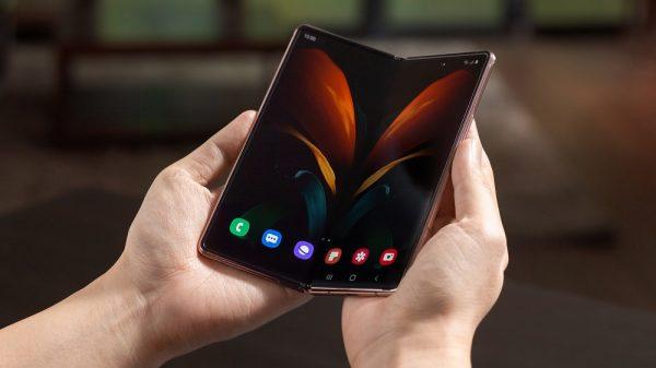 Ponsel Lipat Pixel disebut mirip dengan Galaxy Z Fold